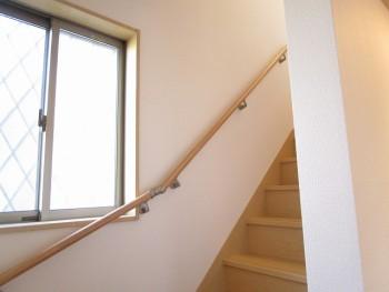 1階2階階段2