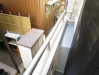 2階バルコニー5
