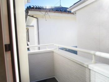 2階バルコニーB1