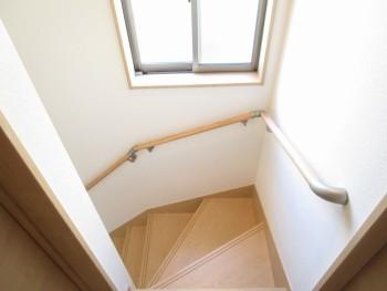 2階3階階段4
