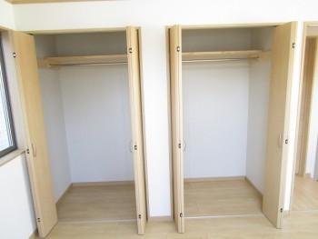 3階洋室7.5帖クローゼット