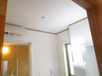 洗面天井2